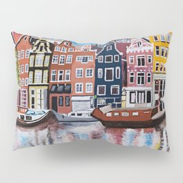 Beautiful Amsterdam Pillow Sham