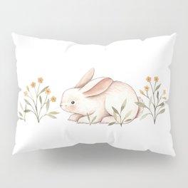 Blossom Bunny Pillow Sham