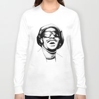 stevie nicks Long Sleeve T-shirts featuring Stevie by Danny PiG