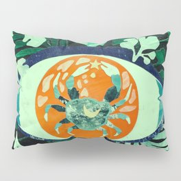 Third Eye Zodiac, Cancer Pillow Sham
