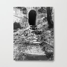 Urban Decay 3 Metal Print