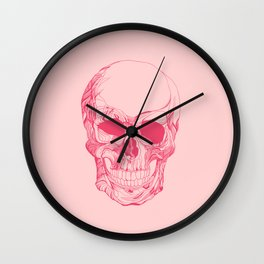 Mr. Skull Wall Clock