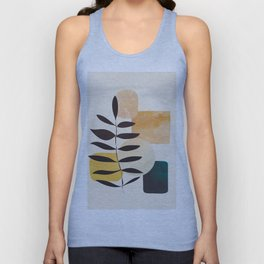 Abstract Elements 20 Unisex Tank Top
