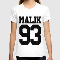 zayn malik T-shirts featuring MALIK by Aline Monteiro