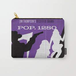 Hardboiled :: Pop. 1280 :: Jim Thompson Carry-All Pouch