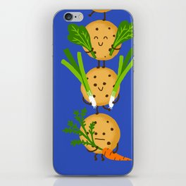 Cookies in Disguise iPhone Skin