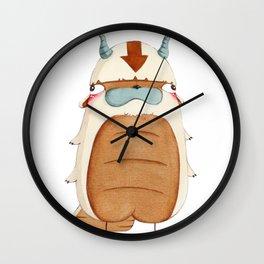 Appa Mushi Wall Clock