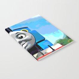 Thomas Has A Smile Notebook