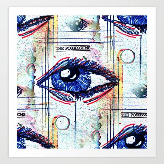 The Possesions Art Print