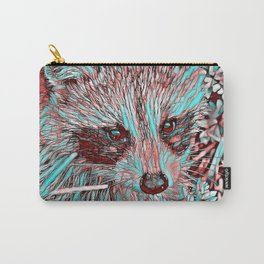 ColorMix Raccoon Carry-All Pouch