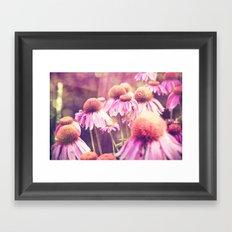Midsummer Night's Dream - color version Framed Art Print