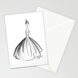 Belle en Noire Stationery Cards