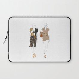 Fashion Show Runway Girls Laptop Sleeve