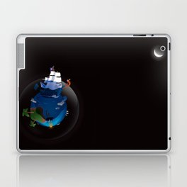 Big Beard Laptop & iPad Skin