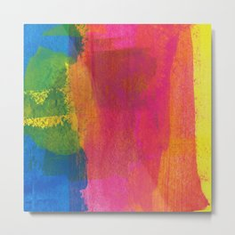 Abstract No. 389 Metal Print