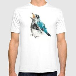 Bluebird Birthday Wish T-shirt