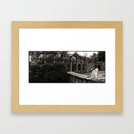 Incarnation of Atget, Eleutherian Mills Framed Art Print