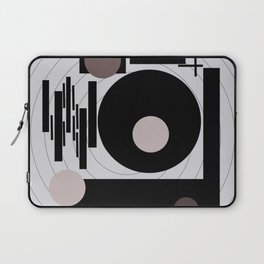 Optical Mink Laptop Sleeve