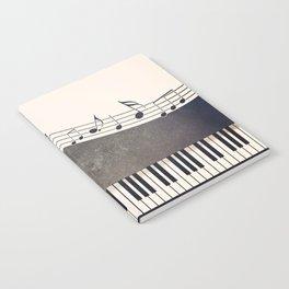 Piano Notebook