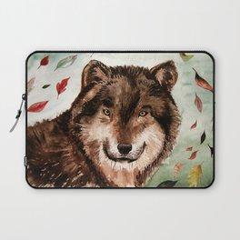 Wolf Laptop Sleeve