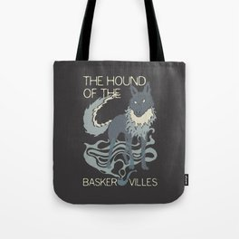 Books Collection: Sherlock Holmes Tote Bag