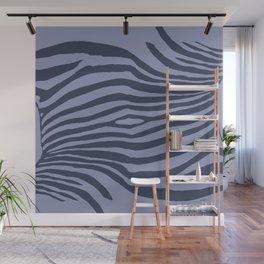 Animal Waves (Cold Mood) Wall Mural