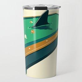 Pool shark Travel Mug