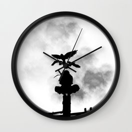 The Sacrifice Wall Clock