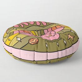 2020 Taurus Floor Pillow