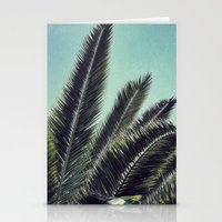 palms Stationery Cards featuring Palms by RichCaspian