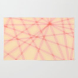 Lines, many lines Rug