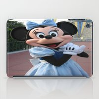 minnie iPad Cases featuring Minnie Mouse by Jackash14