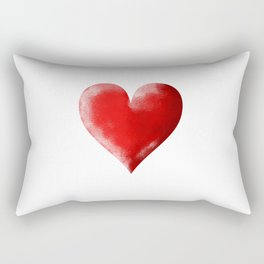 I Heart Rectangular Pillow