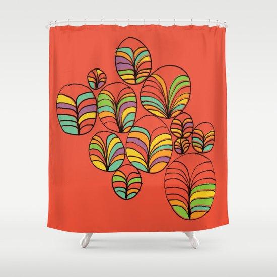Garden Bay Shower Curtain