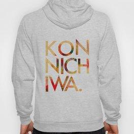Konnichiwa! Hoody