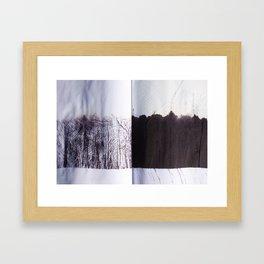 I had better days  Framed Art Print