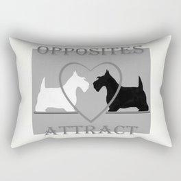 Scotty Dogs  Rectangular Pillow