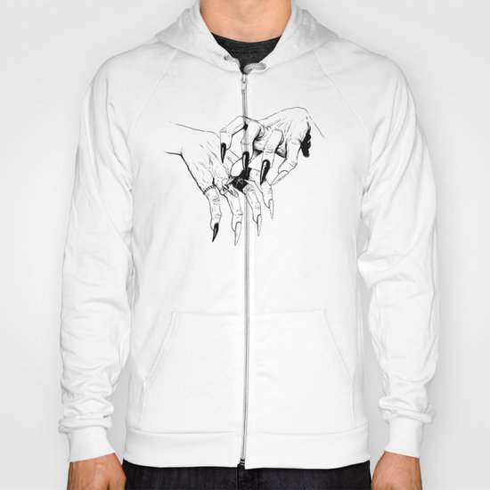 Which Witch Hands Hoody