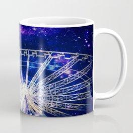 Galaxy Ferris Wheel Coffee Mug