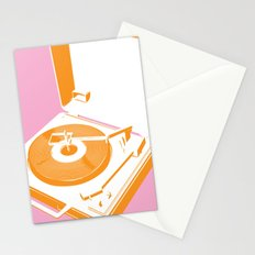 45rpm 33 1/3rpm 16rpm Stationery Cards