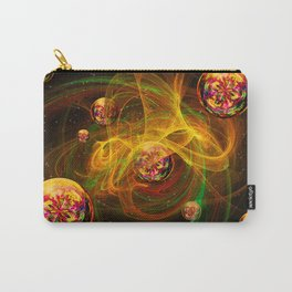Chaos creating Universe Abstract Fantasy Carry-All Pouch