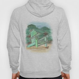 Green Chair - St. Paul Attraction Hoody