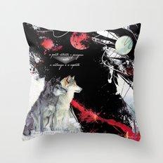 Nature & Spirit Throw Pillow