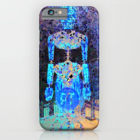 Le Chariot iPhone & iPod Case