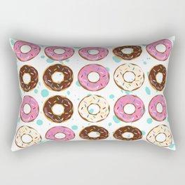 Sparkle Donuts Rectangular Pillow