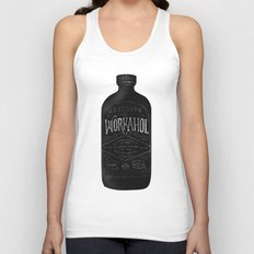 WORKAHOL Unisex Tank Top