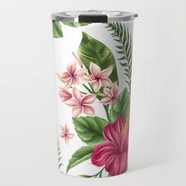 Tropical Flowers vol.3 Travel Mug