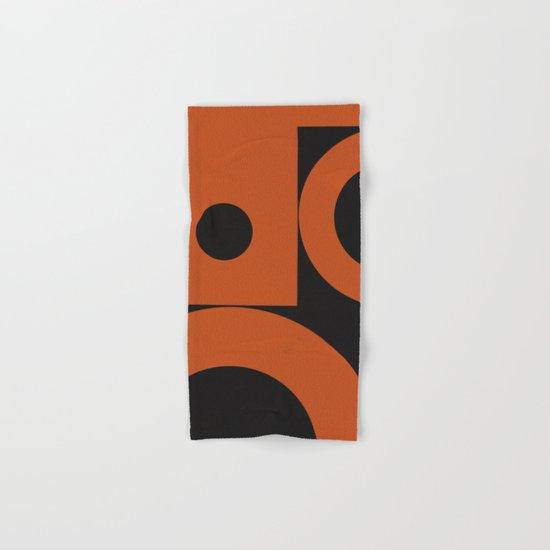 Abstract #196 Hand & Bath Towel
