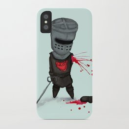 The Black Knight iPhone Case