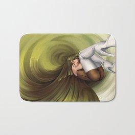 Time Antigrav - green Bath Mat